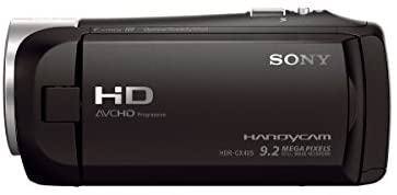 31F2Xdxq0WL. AC  - Sony - HDRCX405 HD Video Recording Handycam Camcorder (black)