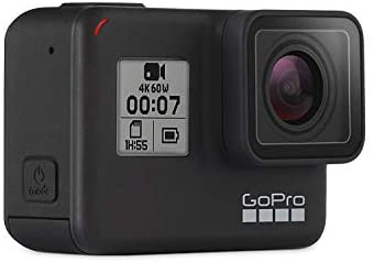 31XKGr7bDvL. AC  - GoPro HERO7 Black + Extra Battery - E-Commerce Packaging - Waterproof Digital Action Camera with Touch Screen 4K HD Video 12MP Photos Live Streaming Stabilization