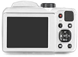 """31lY2NeduwL. AC  - Kodak PIXPRO Astro Zoom AZ252-WH 16MP Digital Camera with 25X Optical Zoom and 3"""" LCD (White)"""
