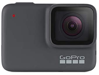 31rgebeHHdL. AC  - GoPro HERO7 Silver - E-Commerce Packaging - Waterproof Digital Action Camera with Touch Screen 4K HD Video 10MP Photos Live Streaming Stabilization