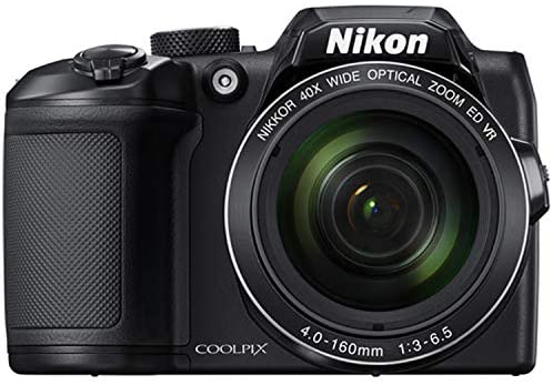 41BJ5FWE+EL. AC  - Nikon COOLPIX B500 16 MegaPixel Digital Camera + 32GB Card, Tripod, Case and More (13pc Bundle)