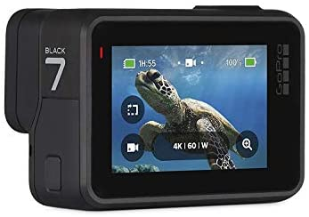 41C52D0ffZL. AC  - GoPro HERO7 Black + Extra Battery - E-Commerce Packaging - Waterproof Digital Action Camera with Touch Screen 4K HD Video 12MP Photos Live Streaming Stabilization