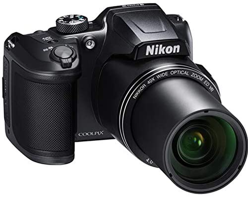 41Jvla4aaqL. AC  - Nikon COOLPIX B500 16 MegaPixel Digital Camera + 32GB Card, Tripod, Case and More (13pc Bundle)