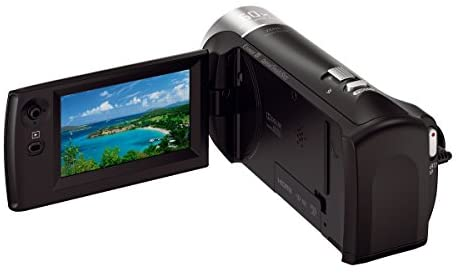 41R3vTFqTqL. AC  - Sony - HDRCX405 HD Video Recording Handycam Camcorder (black)