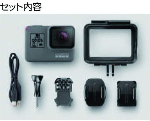 41S29d7BmJL. AC  - GoPro Hero5 Black — Waterproof Digital Action Camera for Travel with Touch Screen 4K HD Video 12MP Photos