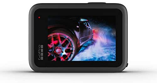 41T13YTwlNL. AC  - GoPro HERO9 Black - Waterproof Action Camera with Front LCD and Touch Rear Screens, 5K Ultra HD Video, 20MP Photos, 1080p Live Streaming, Webcam, Stabilization