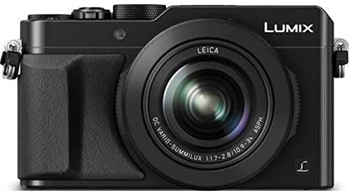 41g8mbXzn1L. AC  - Panasonic LUMIX LX100 4K Point and Shoot Camera, 3.1X LEICA DC VARIO-SUMMILUX F1.7-2.8 Lens with Power O.I.S., 12.8 Megapixel, DMC-LX100K (USA BLACK)