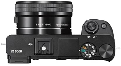 41kmVP9hQtL. AC  - Sony Alpha a6000 Mirrorless Digital Camera w/ 16-50mm and 55-210mm Power Zoom Lenses