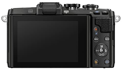 41ksYgTRGPL. AC  - Olympus E-PL7 16MP Mirrorless Digital Camera with 3-Inch LCD with 14-42mm IIR Lens (Black)