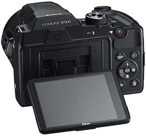 41o5vjNy aL. AC  - Nikon COOLPIX B500 16 MegaPixel Digital Camera + 32GB Card, Tripod, Case and More (13pc Bundle)