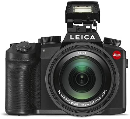 41q LD5XjzL. AC  - Leica V-Lux 5 20MP Superzoom Digital Camera with 9.1-146mm f/2.8-4 ASPH Lens (Black)