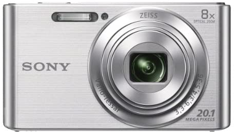 41z8JAFJrlL. AC  - Sony DSCW830 20.1 MP Digital Camera with 2.7-Inch LCD (Silver)