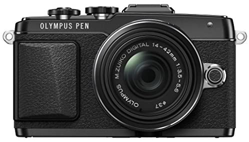 51rEnD9Z2WL. AC  - Olympus E-PL7 16MP Mirrorless Digital Camera with 3-Inch LCD with 14-42mm IIR Lens (Black)