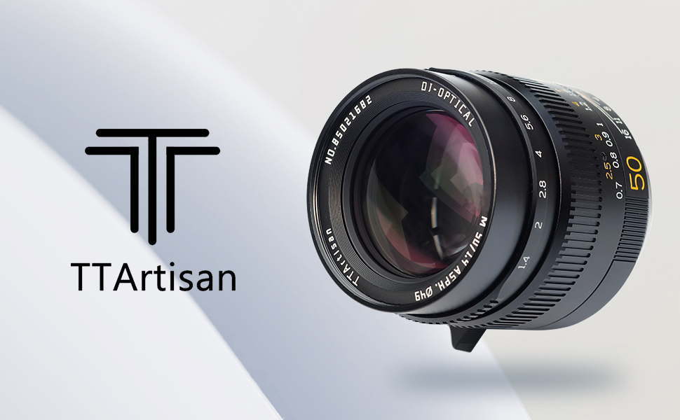 e38232ed 2f41 4d53 8089 fb0495f2d94a.  CR0,0,970,600 PT0 SX970 V1    - TTartisans 50mm F1.4 Manual Focus Full-Frame Format Standard & Medium Telephoto Lens Compatible with Leica M-Mount, Leica M240, Leica M3, Leica M6, Leica M7, Leica M8, Leica M9, M9p, M10