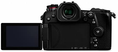 1618091374 131 41dH0f1NtqL. AC  - Panasonic LUMIX G9 Mirrorless Camera, Micro Four Thirds, 20.3 Megapixels Plus 80 Megapixel, High-Resolution Mode with LUMIX G Vario 12-60mm F3.5-5.6 Lens (DC-G9MK), Black