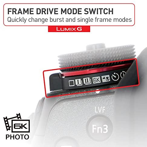 1618091375 500 514xccveIsL. AC  - Panasonic LUMIX G9 Mirrorless Camera, Micro Four Thirds, 20.3 Megapixels Plus 80 Megapixel, High-Resolution Mode with LUMIX G Vario 12-60mm F3.5-5.6 Lens (DC-G9MK), Black