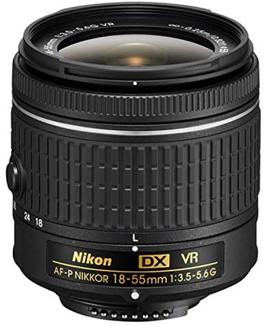 1618270289 29 51TofwV+ATL. AC  - Nikon D5600 DSLR Camera Kit with 18-55mm VR + 70-300mm Zoom Lenses | Built-in Wi-Fi | 24.2 MP CMOS Sensor | EXPEED 4 Image Processor and Full HD 1080p | SnapBridge Bluetooth Connectivity