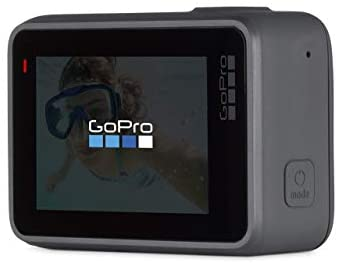 315DSSBMaLL. AC  - GoPro HERO7 Silver Waterproof Digital Action Camera with Touch Screen 4K HD Video 10MP Photos (Renewed)