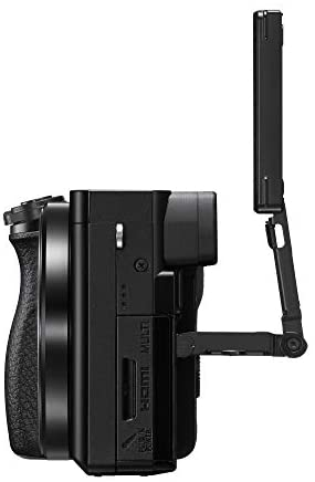 319Fqll9woL. AC  - Sony Alpha A6100 Mirrorless Camera with 16-50mm and 55-210mm Zoom Lenses, ILCE6100Y/B, Black