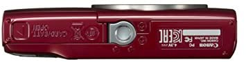 31AL9cirEqL. AC  - Canon PowerShot ELPH 180 Digital Camera w/Image Stabilization and Smart AUTO Mode (Red)