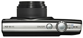 31DQ7GvE4mL. AC  - Canon Cameras US 1084C001 Canon PowerShot ELPH 190 Digital Camera w/ 10x Optical Zoom and Image Stabilization - Wi-Fi & NFC Enabled (Black)