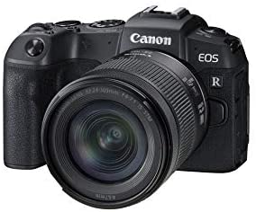 31P58Iy8jAL. AC  - Canon EOS RP Full-frame Mirrorless Interchangeable Lens Camera + RF24-105mm Lens F4-7.1 IS STM Lens Kit-- Compact and Lightweight for Traveling and Vlogging, Black (3380C132)