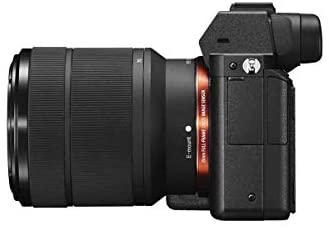 31YFS5AYbbL. AC  - Sony Alpha a7II Digital Camera with FE 28-70mm f/3.5-5.6 OSS Lens - Bundle with Camera Case, 32GB Class 10 SDHC Card, Filter Kit (UV/CPL/ND2), Clean Kit, SD Card Reader, Card Wallet