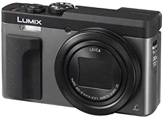 31a53GYP+TL. AC  - Panasonic LUMIX DC-ZS70S, 20.3 Megapixel, 4K Digital Camera, Touch Enabled 3-inch 180 Degree Flip-Front Display, 30X Zoom (Silver), Bag, 16GB SD Card, Corel PC Software, Cleaning Kit, Card Reader