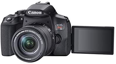 31eC3gXYgmL. AC  - Canon EOS Rebel T8i EF-S 18-55mm is STM Lens Kit, Black
