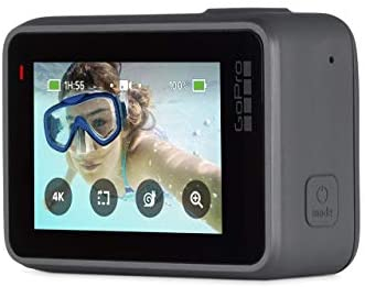 31gINw1g4nL. AC  - GoPro HERO7 Silver Waterproof Digital Action Camera with Touch Screen 4K HD Video 10MP Photos (Renewed)