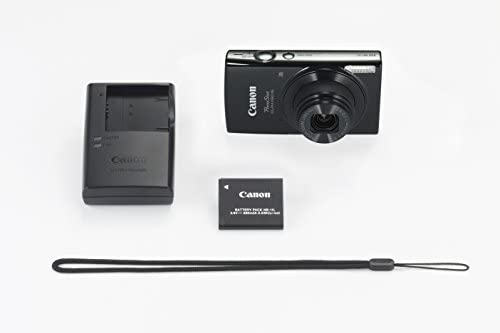 31lUQJNGeaL. AC  - Canon Cameras US 1084C001 Canon PowerShot ELPH 190 Digital Camera w/ 10x Optical Zoom and Image Stabilization - Wi-Fi & NFC Enabled (Black)
