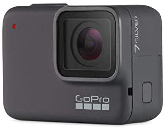 31nYAD+qiaL. AC  - GoPro HERO7 Silver Waterproof Digital Action Camera with Touch Screen 4K HD Video 10MP Photos (Renewed)