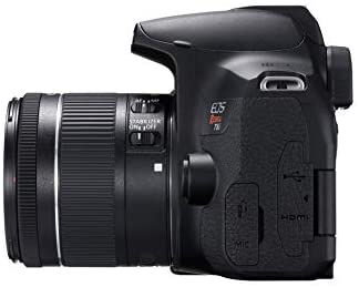 31odqjMidRL. AC  - Canon EOS Rebel T8i EF-S 18-55mm is STM Lens Kit, Black