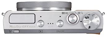 31zehMGZNbL. AC  - Canon PowerShot G9 X Mark II Compact Digital Camera w/ 1 Inch Sensor and 3inch LCD - Wi-Fi, NFC, & Bluetooth Enabled (Silver)