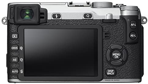 41 BLCeGvvL. AC  - Fujifilm X-E2S Body Mirrorless Camera (Silver)