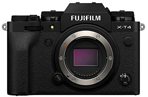 41 i oCqqDL. AC  - Fujifilm X-T4 Mirrorless Camera Body - Black