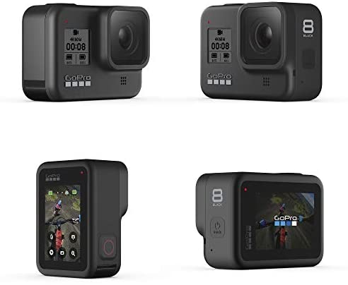 411q+F9gWoL. AC  - GoPro HERO8 Black - Waterproof Action Camera with Touch Screen 4K Ultra HD Video 12MP Photos 1080p Live Streaming Stabilization