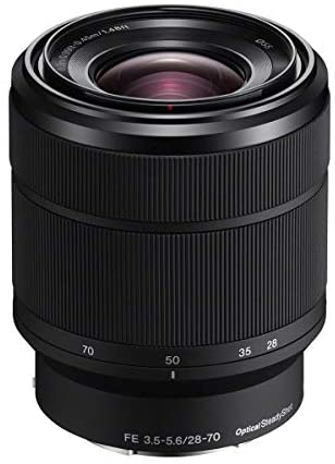 415SUiCFRwL. AC  - Sony Alpha a7 III 24MP UHD 4K Mirrorless Camera with 28-70mm Lens - Bundle 32GB SDHC U3 Card, Camera Case, 55mm Filter Kit, Spare Battery, Cleaning Kit, Memory wallet, Card Reader, PC Software Package