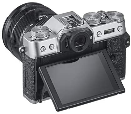 416y4P5qZKL. AC  - Fujifilm X-T30 Mirrorless Digital Camera, Silver (Body Only)