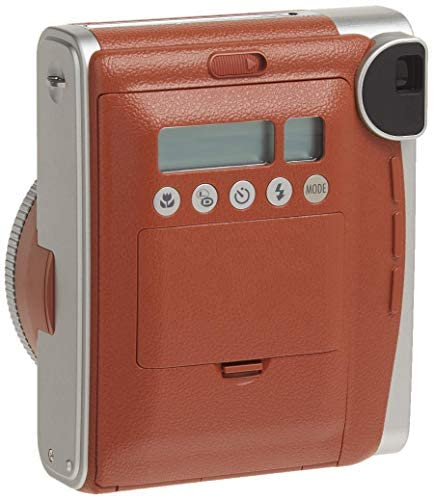417vN8EZJ6L. AC  - Fujifilm Instax Mini 90 Instant Film Camera (Brown)