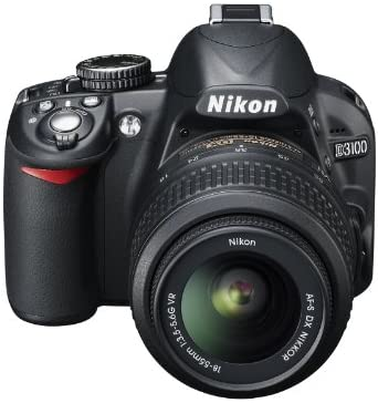 419LxZNcruL. AC  - Nikon D3100 DSLR Camera with 18-55mm f/3.5-5.6 Auto Focus-S Nikkor Zoom Lens (Discontinued by Manufacturer)