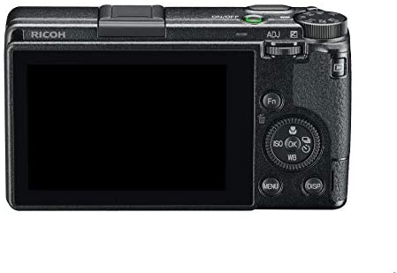 41A0JVYCKEL. AC  - Ricoh GR III Digital Compact Camera, 24mp, 28mm F 2.8 Lens with Touch Screen LCD