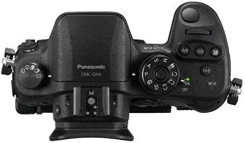 41AbG9f5  L. AC  - PANASONIC LUMIX GH4 Body 4K Mirrorless Camera, 16 Megapixels, 3 Inch Touch LCD, DMC-GH4KBODY (USA Black)