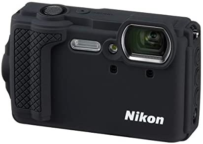 41Akw6yAcvL. AC  - Nikon Coolpix W300 Point & Shoot Camera, Black - Bundle with 16GB SDHC Card, Camera Case, Cleaning Kit, PC Software Package