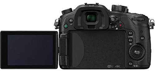 41BY7kB9VrL. AC  - PANASONIC LUMIX GH4 Body 4K Mirrorless Camera, 16 Megapixels, 3 Inch Touch LCD, DMC-GH4KBODY (USA Black)