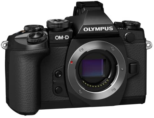 41Hm m6q2ML. AC  - Olympus OM-D E-M1 Mirrorless Digital Camera with 16MP and 3-Inch LCD (Body Only) (Black)