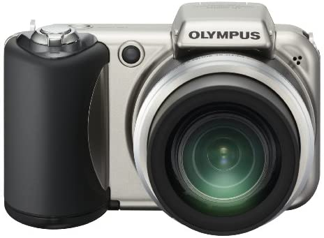 41Js8c2V1cL. AC  - Olympus SP-600UZ 12MP Digital Camera with 15x Wide Angle Dual Image Stabilized Zoom and 2.7 inch LCD (Old Model)