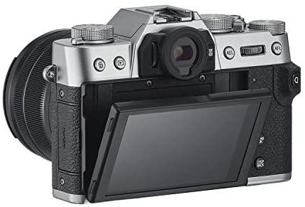 41JuZqJCpwL. AC  - Fujifilm X-T30 Mirrorless Digital Camera, Silver (Body Only)