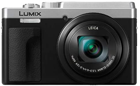 41KMJKbtqwL. AC  - Panasonic LUMIX ZS80, 20.3 Megapixel Digital Camera, 4K Video, 30X Zoom Leica Lens DC-ZS80S (Silver), Bundle with Camera Bag, Corel PC Software Pack, 32GB SD Card, Cleaning Kit, Card Reader