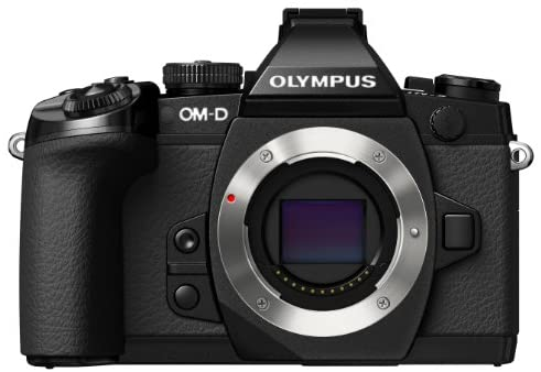 41Li6U0ieRL. AC  - Olympus OM-D E-M1 Mirrorless Digital Camera with 16MP and 3-Inch LCD (Body Only) (Black)
